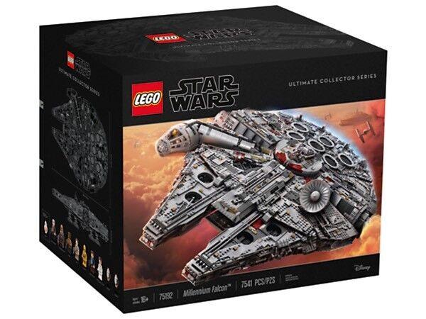 Lego Star Wars Millennium Falcon UCS 75192
