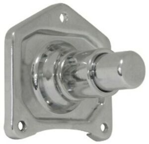 Chrome-Solenoid-Cover-Push-Button-Starter-for-Harley-Big-Twin-039-91-039-17