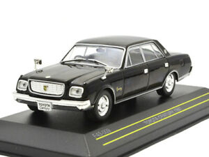 Toyota-Century-1967-Scale-1-43-by-First-43-Models