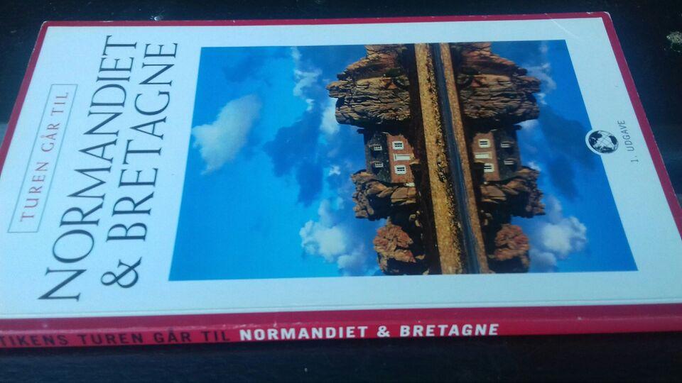 Normandiet & Bretanna - turen går til