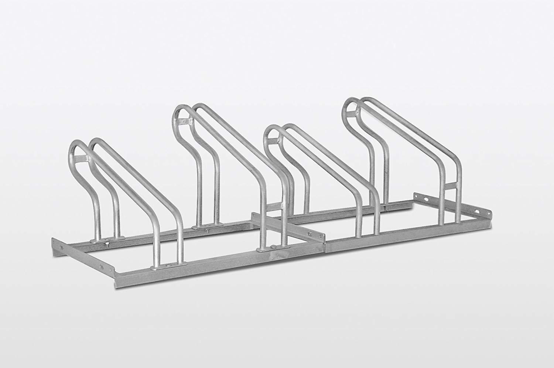 Fahrradständer Reihenparker Top einseitig zweiseitig Edelstahl Reifenbreite 55 55 Reifenbreite ed2ed4