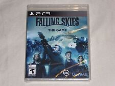 NEW (READ) Falling Skies the Game Playstation 3 Game SEALED (w/ CUT) PS3 US NTSC