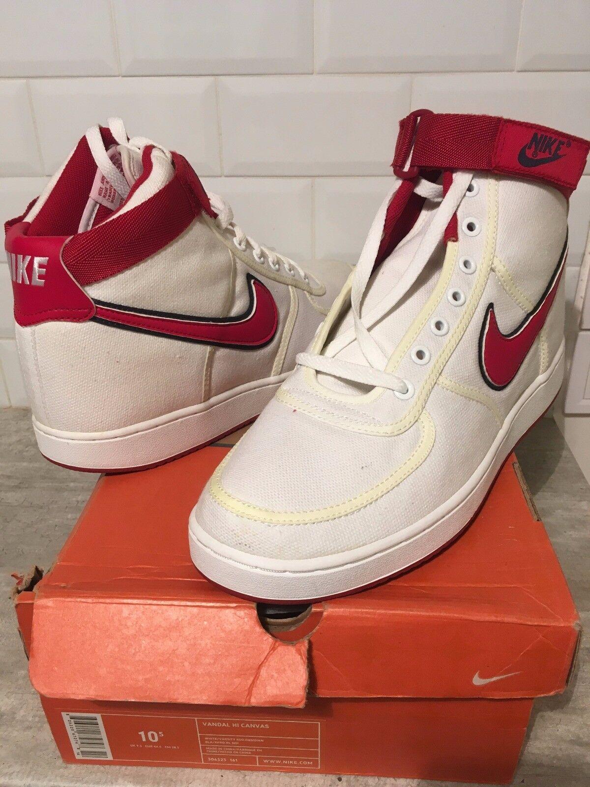 2003 Nike Vandal EUR Supreme 10.5US / 44.5 EUR Vandal d2b9fa