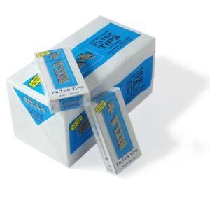 Rizla-Filter-Tips-Ultra-Slim-Full-Box-Of-10-Packets