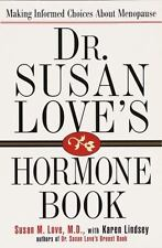 Dr. Susan Love's Hormone Book: Making Informed Choices About Menopause-ExLibrary