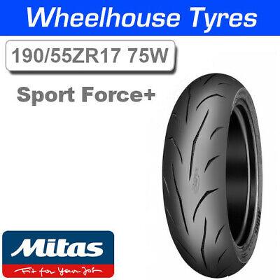 TL per Moto 73W Gomme Mitas Touring force 190 50 ZR17