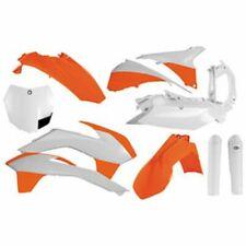 ACERBIS 2016 KTM 350 SX-F PLASTIC KIT SX125//150 WHITE 2421070002