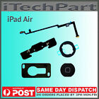 Black Home Button Flex cable with Gasket Bracket Replacement for iPad Air iPad 5