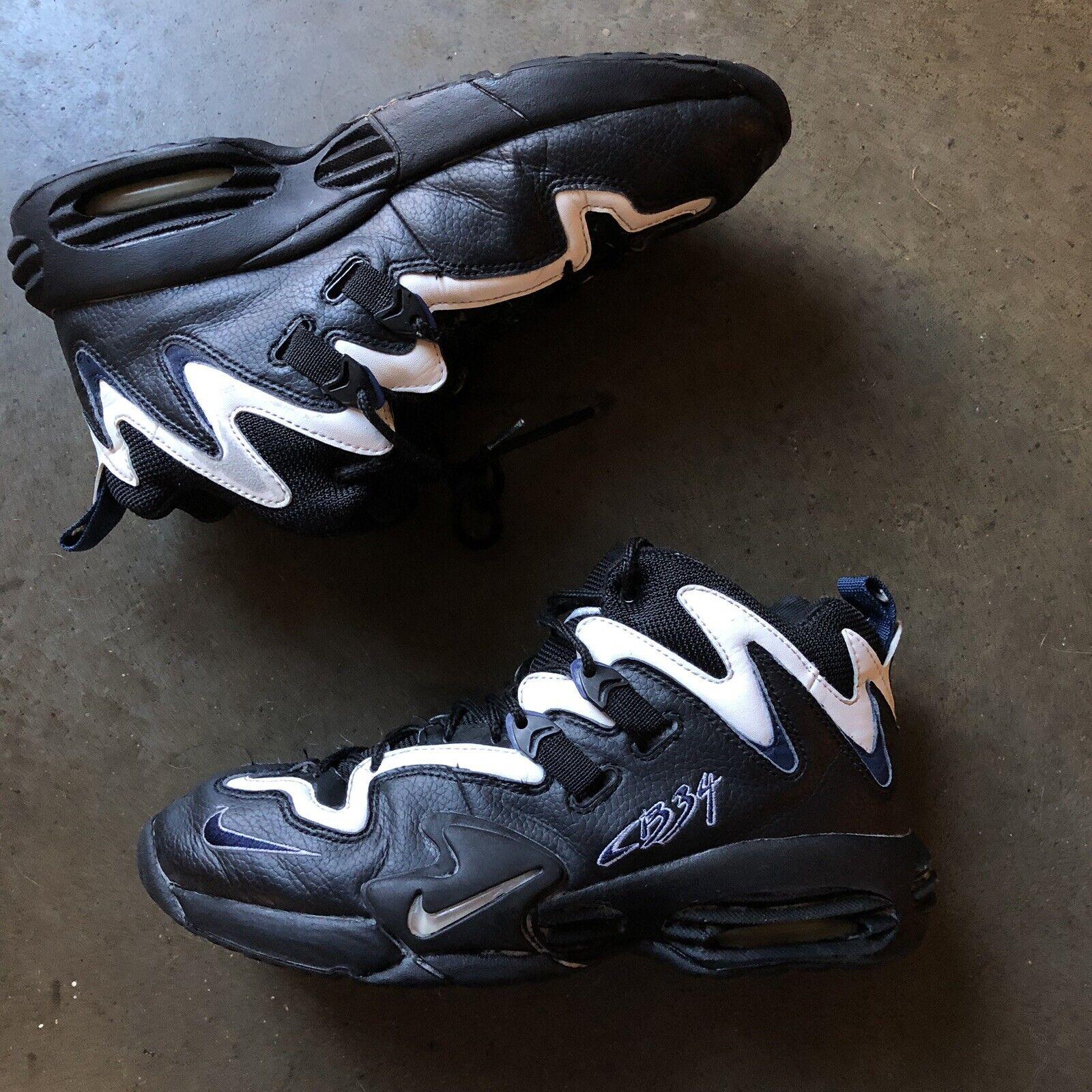 Men's Vintage OG Original 1996 Nike Air CB4 Charles Barkley Sir Charles Sz 10.5