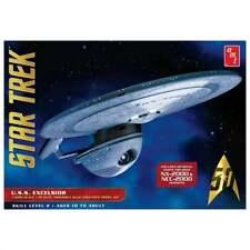 AMT Star Trek USS Excelsior - 1:1000 SCALA TV & Film KIT