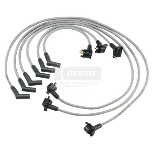 Spark Plug Wire Set-8mm DENSO 671-6100 fits 99-00 Ford Mustang 3.8L-V6