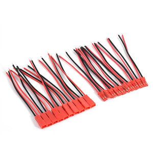 20PCS-Male-Female-JST-Connector-Plug-Cable-Line-Set-For-RC-BEC-Lipo-Battery