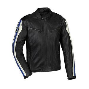 bmw mens motorbike leather jacket bmw motorcycle sports rider leather jacket ebay. Black Bedroom Furniture Sets. Home Design Ideas