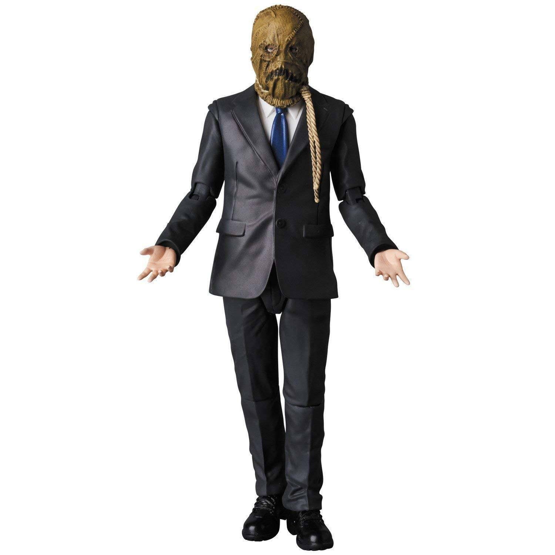 Medicom Toy MAFEX No.059 Scarecrow Figure (Batman The Dark Knight) JAPAN IMPORT
