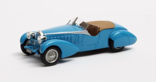 Bugatti T57 TT Bertelli Therese 1935 1//43 Matrix