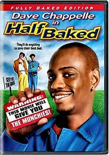 NEW DVD // COMEDY - DAVE CHAPPELLE - HALF BAKED // Jim Breuer, Harland Williams