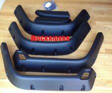 """1997-2006 Jeep Wrangler & Unlimited 6"""" Wide Pocket Fender Flares Flare Kit"""