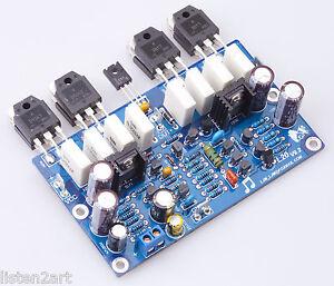 KIT-L20-Audio-power-amplifier-1pc-350W-AMP-BOARDS-Mono-AMAZING