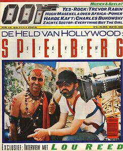 MAGAZINE-OOR-1984-nr-15-LOU-REED-STEVEN-SPIELBERG-BUKOWSKI-WATERBOYS