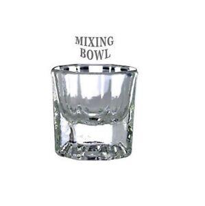 STRICTLY-PROFESSIONAL-EYELASH-TINT-GLASS-MIXING-BOWL-DYE-POT-TINT-DAPPEN-DISH