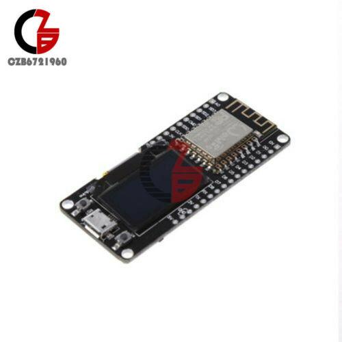 "0.96/"" OLED ESP32//ESP8266 ESP-12F WIFI Bluetooth 2.4GHz CP2102 Dual-mode Board"