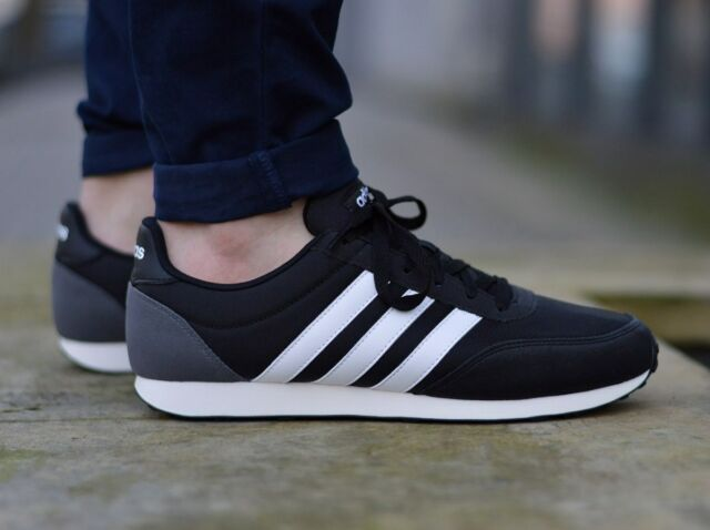 adidas V Racer 2.0 Bc0106 Low top Sneakers in Black for Men