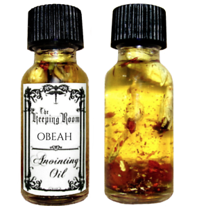 Details about Obeah Oil Hoodoo Supplies Clearing Banishing Protection  Blessing Buy2Get1