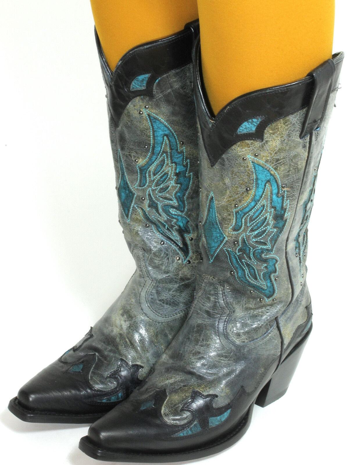19 Cowboystiefel Westernstiefel Texas Texas Texas Rudel Catalan Style Stiefel Fashion 38 74f8c6