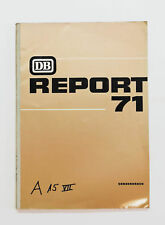 DB-Report 1971 - Hestra-Verlag