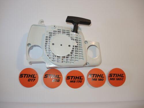 Y 1130 Stihl Starter Anwerfvorrichtung komplett 017 018 MS170 MS180