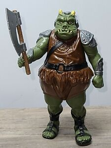 Vintage Star Wars Gamorrean Guard Pig Complete Action Figure 1983 No COO Kenner