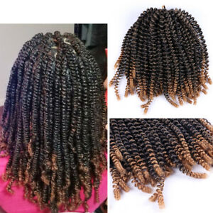Nubian Twist Crochet Braids Bomb Crochet Twist Hair Extension For