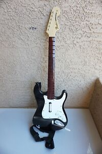 Rock Band Harmonix NWGTS2 Fender Stratocaster Wireless No Dongle Works