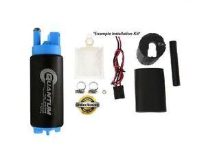 QFS-340LPH-Intank-Fuel-Pump-w-Install-Kit-Stealth-TOYOTA-SUPRA-TURBO-MR2-CELICA