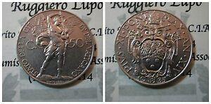Ville-039-Del-Vatican-Pio-Xi-50-Cents-1935-Evalue-Spl-FDC-RAR