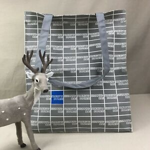 American-Express-Promotional-Shopping-Bag-Vintage-Canvas-Tote-AMEX