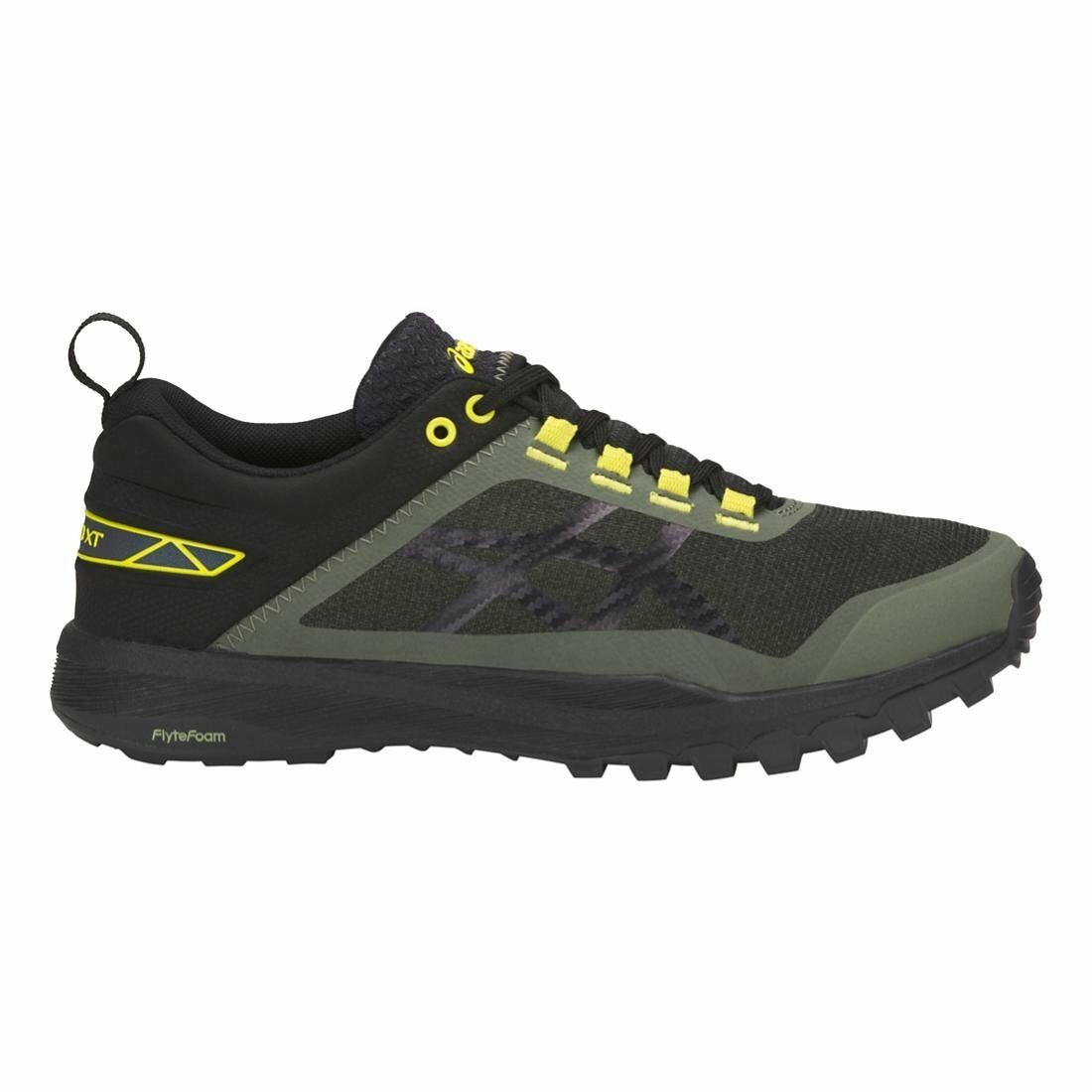 ASICS Women's Gecko XT Running Shoe Four Leaf Clover/Phantom/Sulphur Spring 8.5
