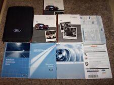 2010 Ford Flex Owner Owner's User Guide Operator Manual SE SEL Limited 3.5L V6