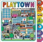 Playtown by Priddy Books (Board book, 2014)