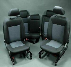 Mercedes-W169-A-klasse-5-Tuerer-Sitze-Sitz-Stoffsitze-Innenausstattung