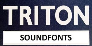Details about Korg Triton Extreme Soundfonts M1 01W sf2 logic Maschine FL  Studio Fruity Loops