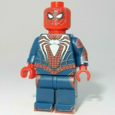 SPIDER-MAN FANTASTIC 4 Spiderman Block Minifigure **NEW** Custom Printed