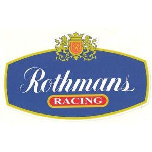 Sticker-ROTHMANS-Racing