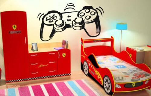 Video Games Xbox Kids Chilldren Funny Mural  Wall Art Decor Vinyl Sticker z669