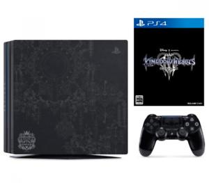 ผลการค้นหารูปภาพสำหรับ PlayStation 4 Pro Kingdom Hearts III Limited Edition