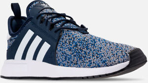 4d8e13f2927 adidas Originals X PLR Fashion Shoes Dark Blue   White   Black Sz ...