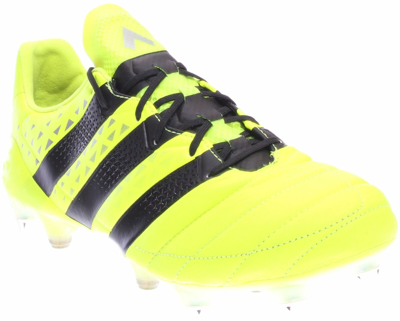 Adidas ACE 16.1 SG Leather  - Yellow - Mens