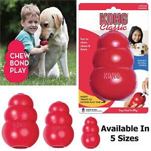 Kong-Classic-Dog-Puppy-Treat-Dispensing-Chew-Play-Toy-Rotty-German-Shepherd-Pug