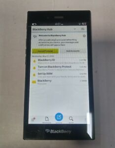 BlackBerry Z3(STJ100-2) - Black - GSM Unlocked- Read Below | eBay