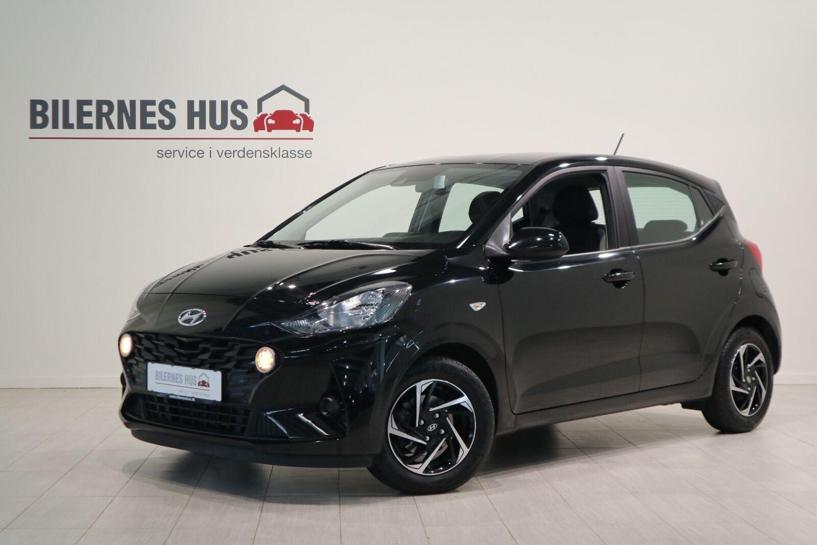 Hyundai i10 1,0 MPi Advanced